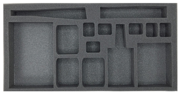 (Gen) Flames of War Gaming Accessory Foam Tray (BFM1.5)