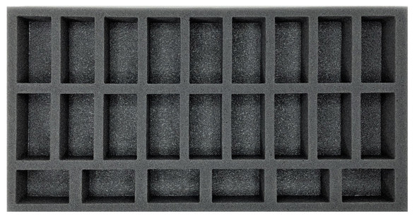 (Gen) Flames of War Generic Transport and Truck  Foam Tray (BFM-1.5)