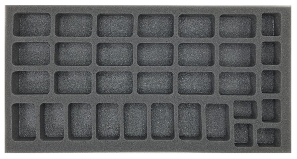(German) Flames of War German Grenadierkompanie Foam Tray (BFM-1)