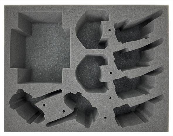 Adeptus Custodes Vehicle Foam Tray (BFL-4.5)