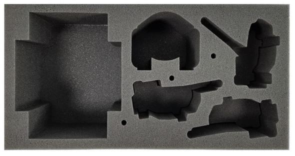 Adeptus Custodes Vehicle Foam Tray (BFM-4.5)