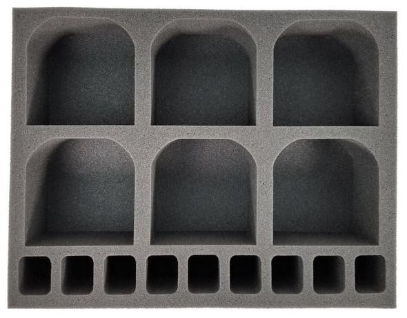 (Tau) 6 Ghostkeel 9 Drone Foam Tray (BFL-3)