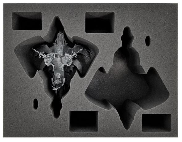 Age of Sigmar Akhelian Leviadon Foam Tray (BFL)