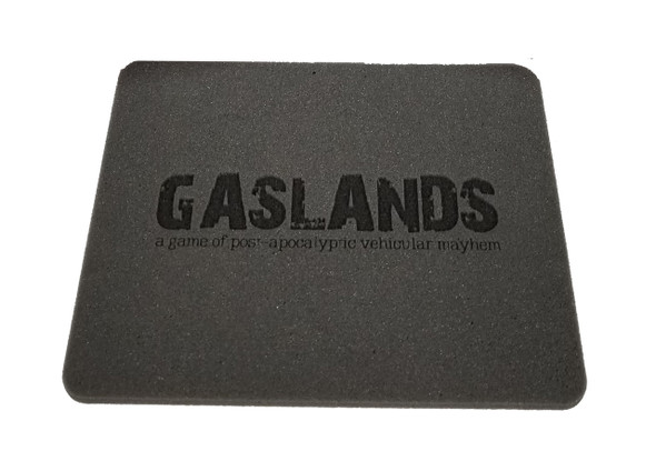 (Topper) Gaslands Foam Topper for the Sirocco Black Label Case