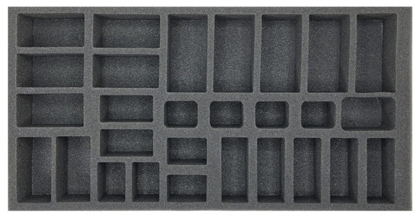 (US) Flames of War US Support Foam Tray (BFM-1.5)