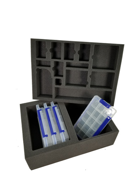Gloomhaven Foam Kit for Game Box with Benson Boxes