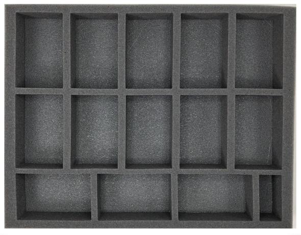 (Bretonnia) Grail and Questing Knights Foam Tray (BFL-1.5)