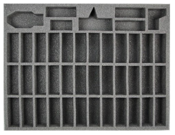 (High Elves) High Elf Core Foam Tray (BFL-1.5)