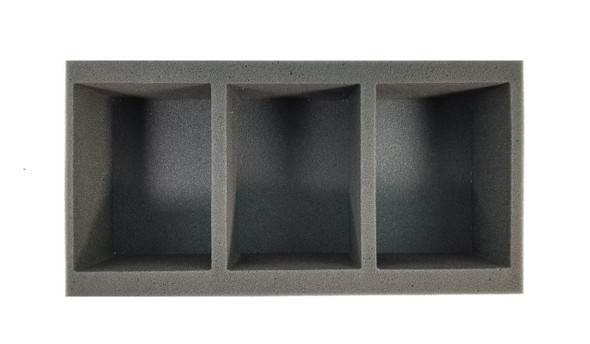 Triple POP Foam Tray (BFM-3.5)
