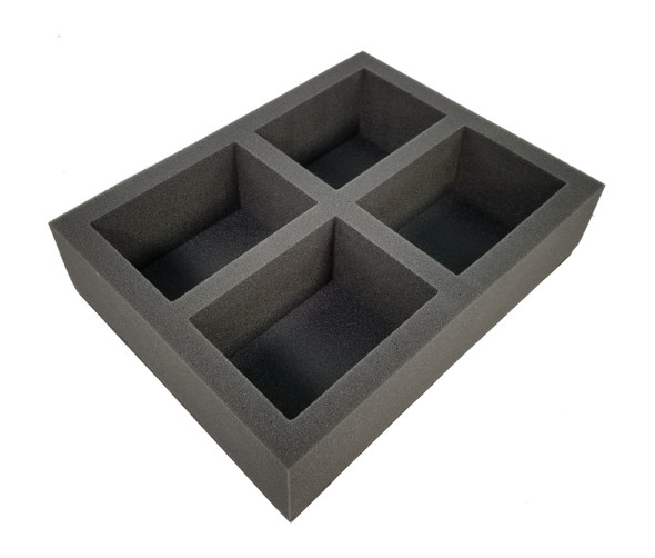 Quad POP Foam Tray (BFL-3.5)
