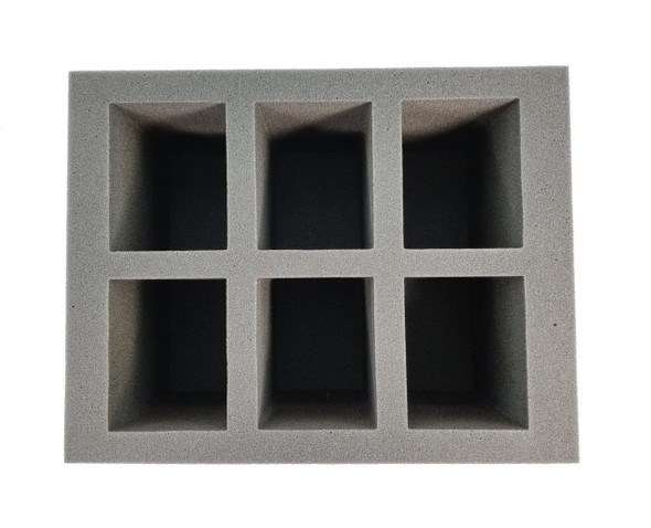Standing 6 POP Foam Tray (BFL-6.5)