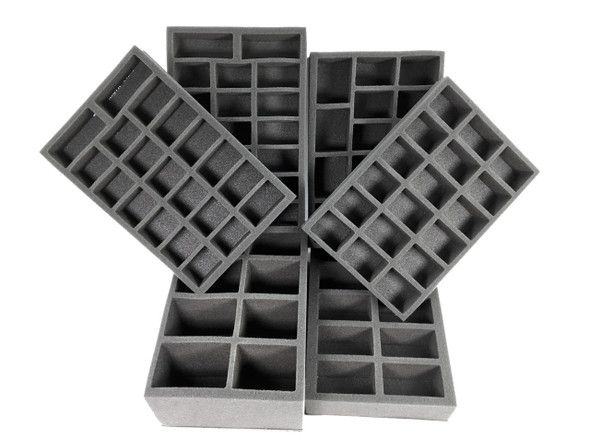 Standard Foam Kit for the Privateer Press Backpack (BFS)