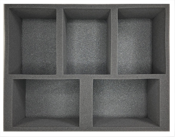 (Gen) 5 Universal Generic Vehicle Foam Tray (BFL)