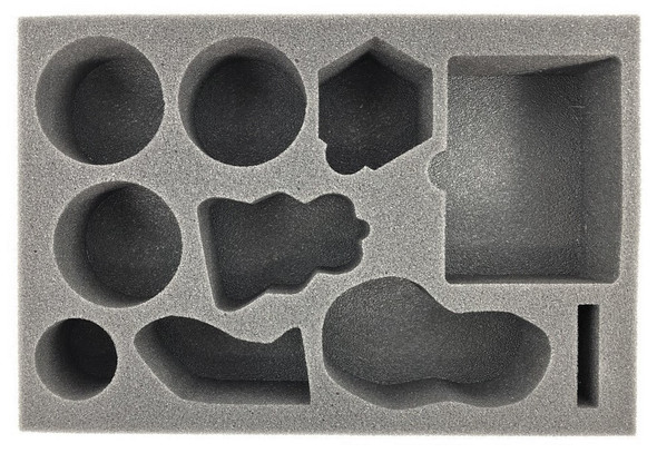 Nightvault Arcane Hazards Foam Tray (BFS-2)