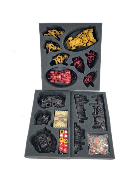 Speed Freeks Game Box Foam Tray