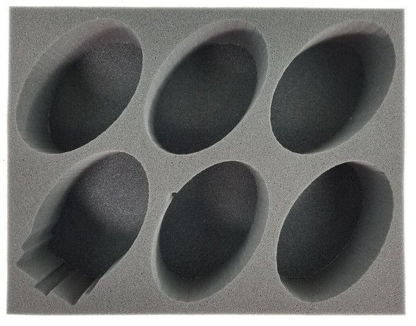 Speed Freeks 6 Vehicle Foam Tray (BFL-3.5)