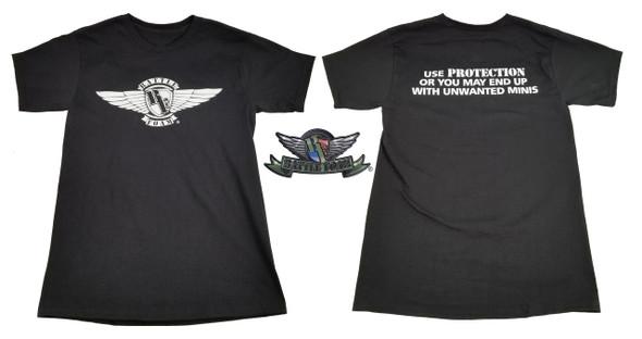 Use Protection Battle Foam T-Shirt