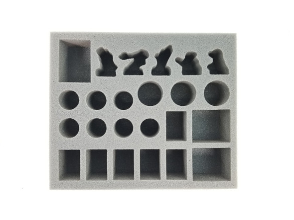 Guild Ball Masons Troop Foam Tray (BFB-2)