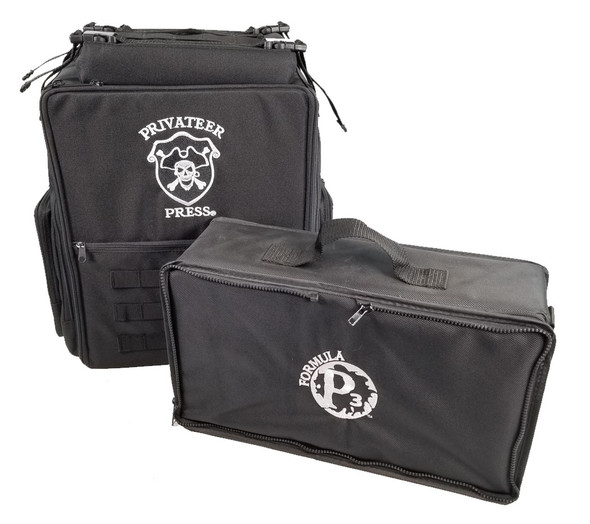 The Privateer Press Travel Bundle