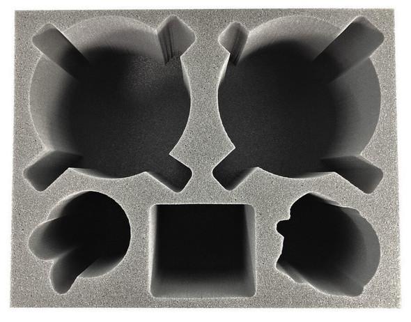 Gloomspite Gitz 2 Arachnarok 2 Mangler Squigs Foam Tray (BFL-6)