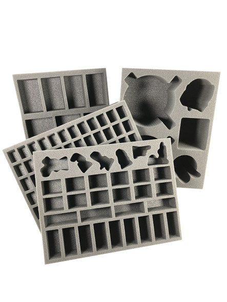 Gloomspite Gitz Foam Kit for the P.A.C.K. 720 (BFL)
