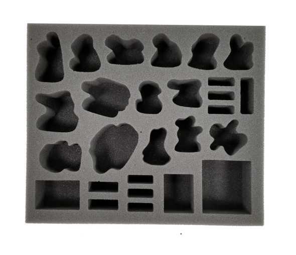 Guild Ball Hunters Troop Foam Tray (BFB-2)