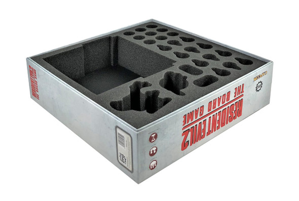 Resident Evil 2 Board Game Foam Tray