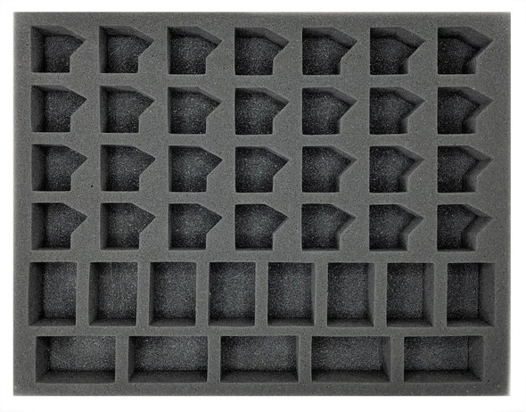 (Tau) Tau Troop Foam Tray (BFL)