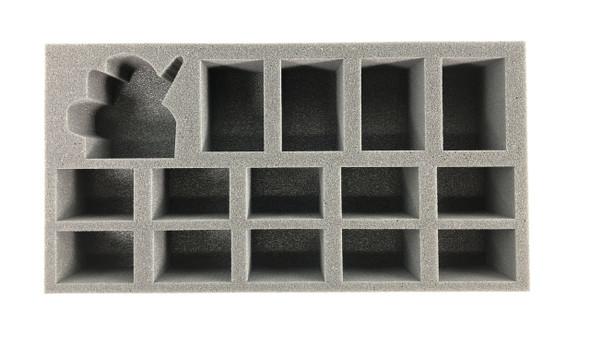 (Chaos Space Marine) Abaddon the Despoiler Foam Tray (BFM-2.5)