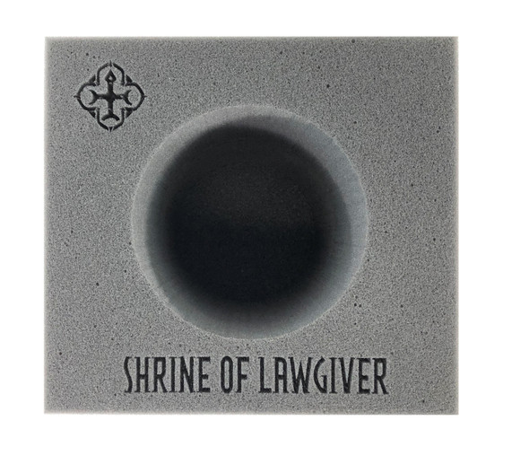 (Protectorate) Shrine of Lawgiver Foam Tray (PP.5-8)