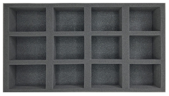 (W/H) Warmachine/Hordes Warjack Warbeast Foam Tray (PP)