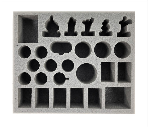 Guild Ball Hells Kitchen Troop Foam Tray (BFB-2)