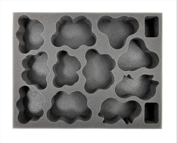(40K) Apocalypse Universal Movement Tray Foam Tray (BFL-1.5)
