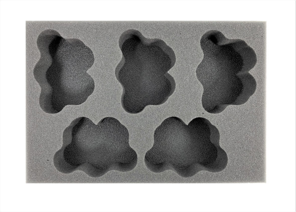 (40K) Apocalypse 25mm Movement Tray Foam Tray (BFS-1.5)