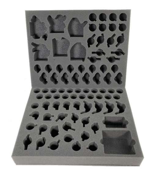 Zombicide Civilian Pack Foam Tray Kit (BFL)