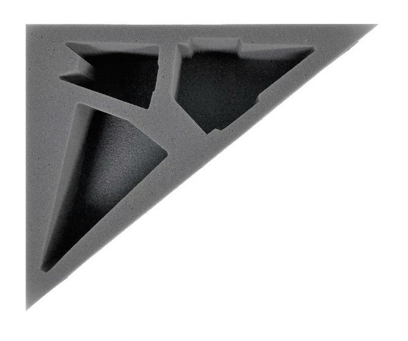 Star Wars Armada Super Star Destroyer Victory Foam Option for Original Box (SSD)