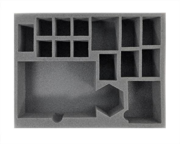 Warhammer Quest: Blackstone Fortress Escalation Expansion Foam Tray