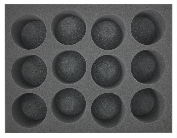 (Ork) 12 Deffkoptas Foam Tray (BFL)