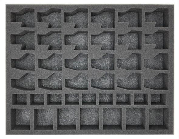 (Ork) 12 Lootaz 12 Burnaz Foam Tray (BFL-1.5)