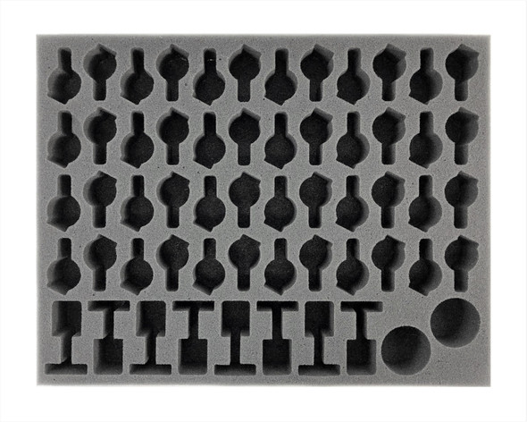 (Tau) 48 Troop 8 Drone Foam Tray (BFL-1.5)