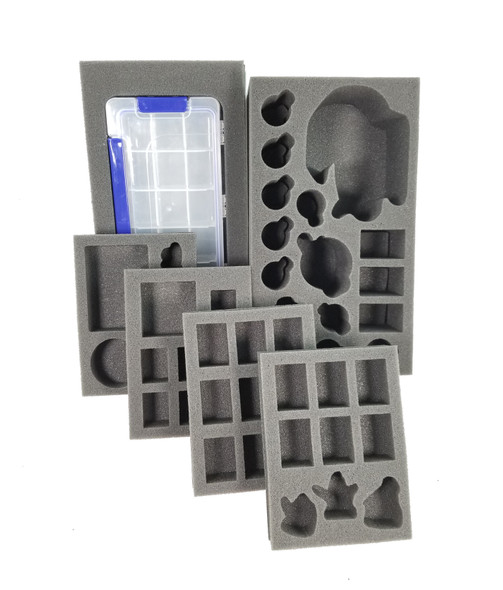 Dungeons and Dragons Castle Ravenloft Board Game Foam Kit