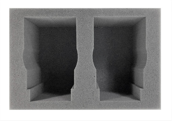 (Space Marine) 2 Primaris Impulsor/Gladiator Foam Tray (BFS)