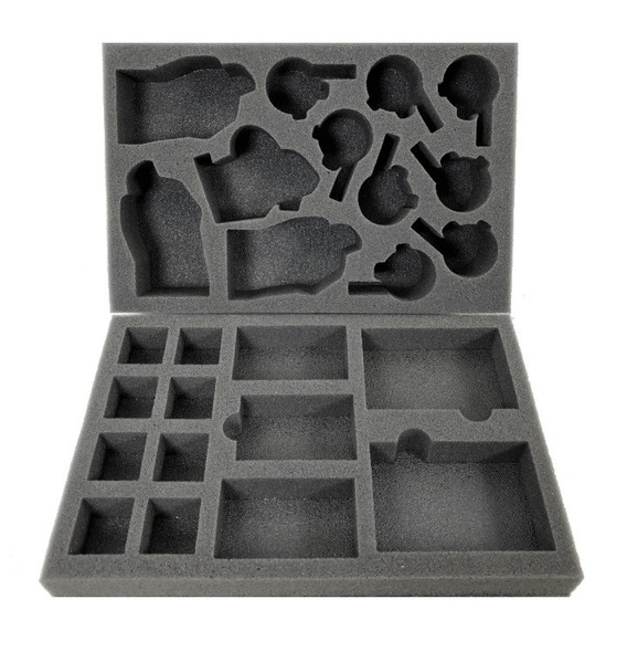 Nemesis Carnomorph Expansion Game Box Foam Kit