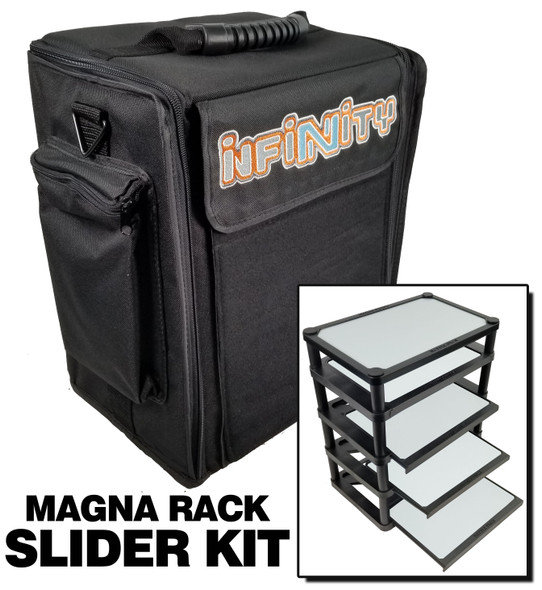 Infinity Alpha Bag 2.0 Magna Rack Slider Load Out