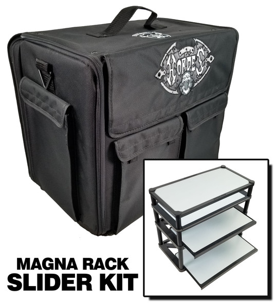 (Hordes) Privateer Press Hordes Bag with Magna Rack Slider Load Out