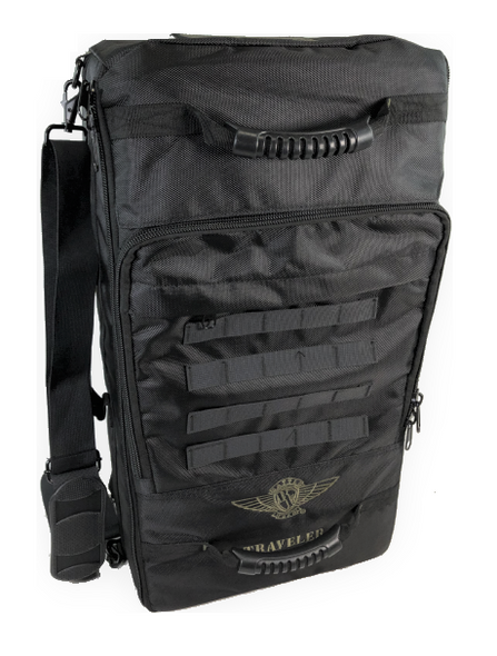 Battle Foam Traveler Bag Empty