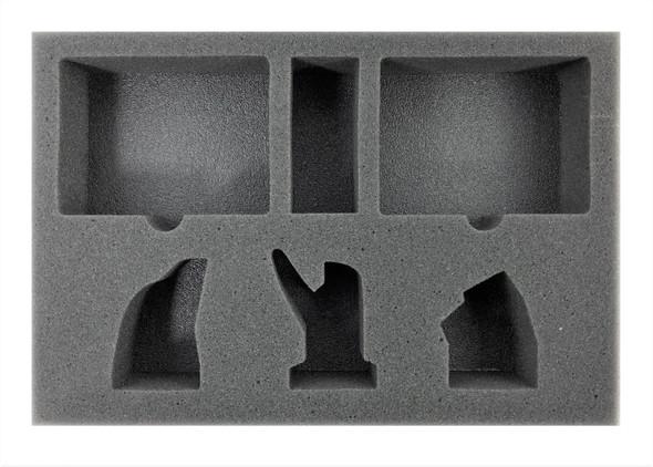 Warhammer Underworlds: Beastgrave The Wurmspat Foam Tray (BFS-1.5)
