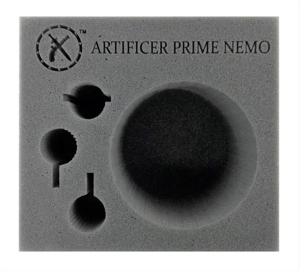 (Mercenaries) Artificer Prime Nemo Battle Engine Foam Tray (PP.5-5)