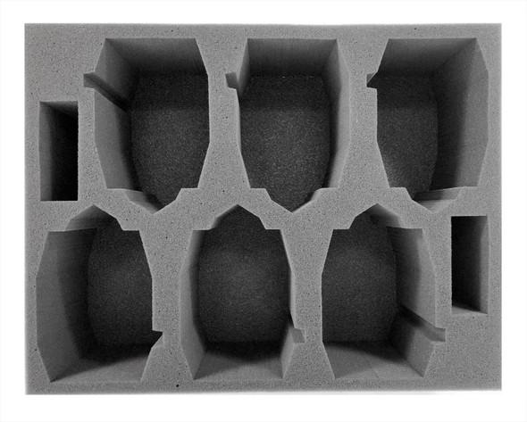 Adepta Sororitas Universal Vehicle Foam Tray (BFL-5)