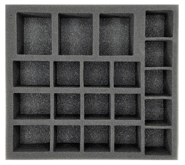 Monsterpocalypse 3 Large 3 Medium 14 Small Units Foam Tray (PP.5-2)